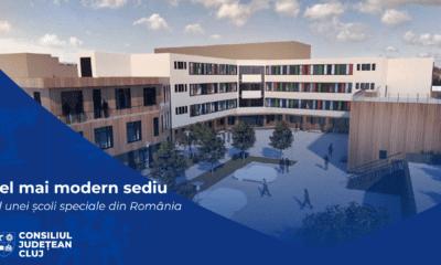 cea mai moderna scoala din romania la cluj